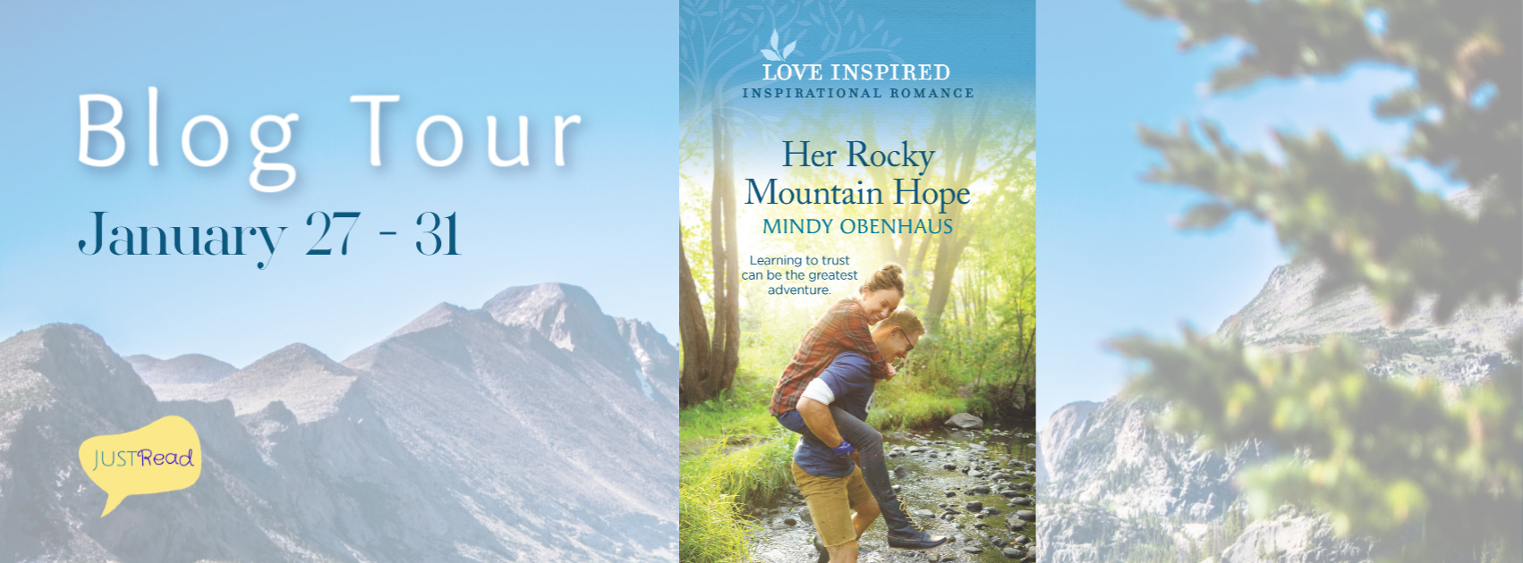 Welcome to Her Rocky Mountain Hope Blog Tour & Giveaway!