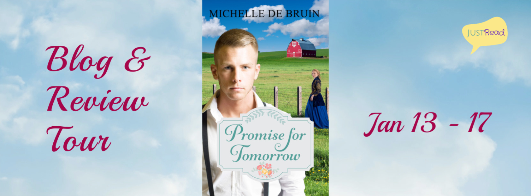Welcome to the Promise for Tomorrow Blog + Review Tour & Giveaway!