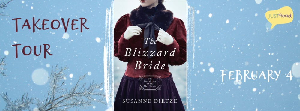 The Blizzard Bride JustRead Takeover Tour