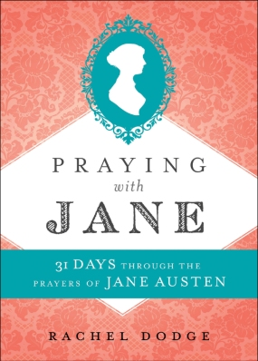 Praying with Jane by Rachel Dodge