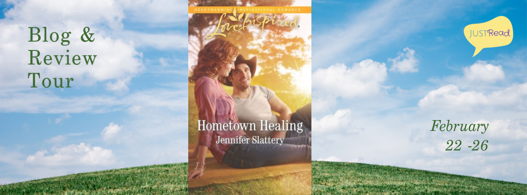Welcome to the Hometown Healing Blog + Review Tour & Giveaway!