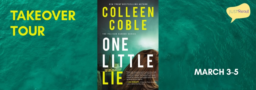 One Little Lie JustRead Takeover Tour