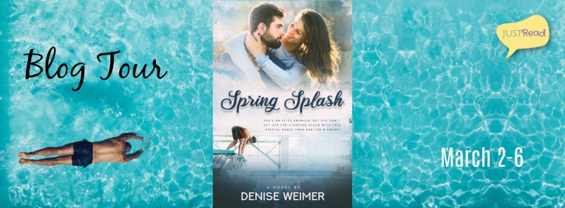 Spring Splash JustRead Blog Tour