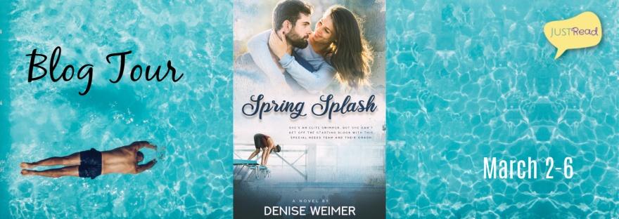Spring Splash JustRead Blog Tour