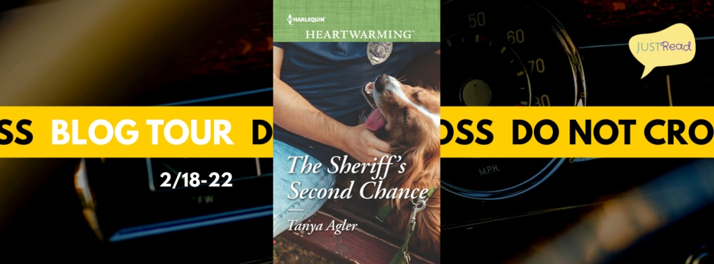 The Sheriff's Second Chance JustRead blog tour