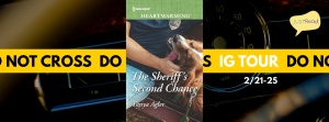 The Sheriff's Second Chance JustRead IG Tour