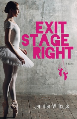 Exit Stage Right by Jennifer Wilcock