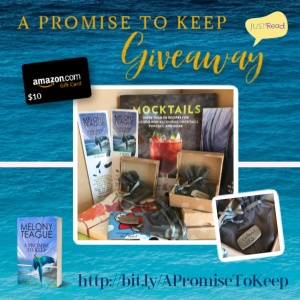 A Promise to Keep JustRead Giveaway