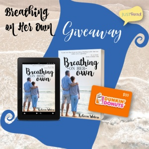 Breathing on Her Own JustRead Giveaway