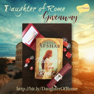 Daughter of Rome JustRead Giveaway