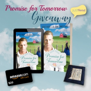 Promise for Tomorrow JustRead Giveaway