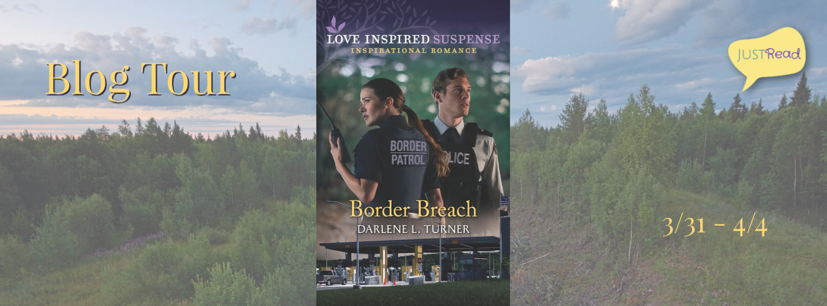 Welcome to the Border Breach Blog Tour & Giveaway!
