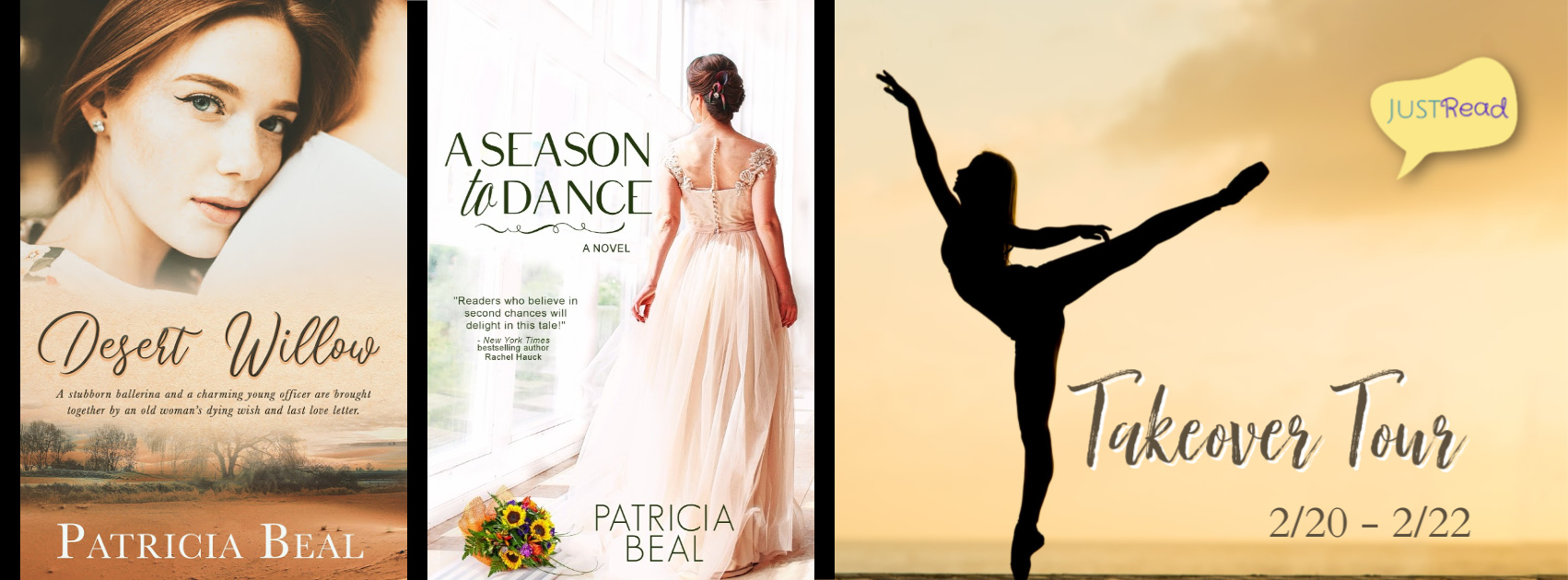 Welcome to A Season to Dance & Desert Willow Takeover Tour & Giveaway!