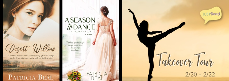 A Season to Dance Desert Willow JustRead Takeover Tour