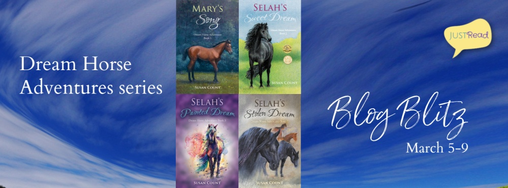 Dream Horse Adventures Blog Blitz