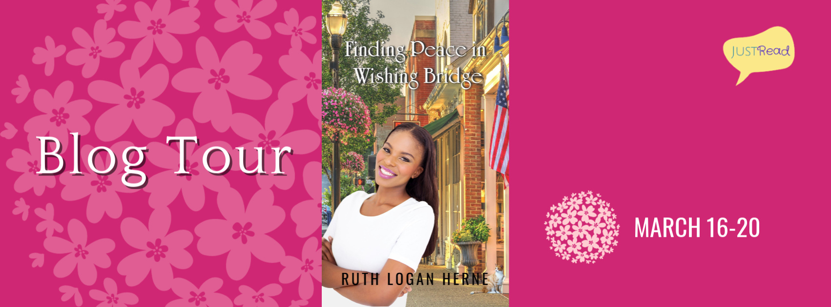 Welcome to the Finding Peace in Wishing Bridge Blog Tour & Giveaway!