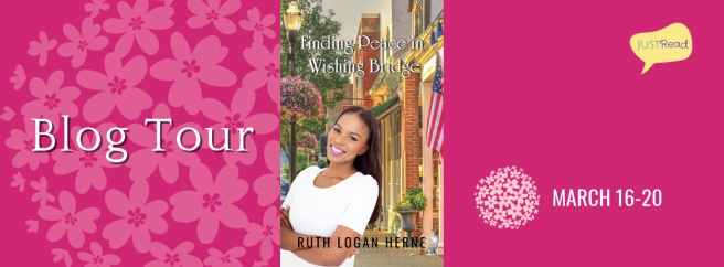 Finding Love in Wishing Bridge JustRead Blog Tour