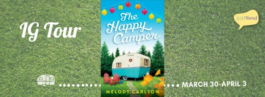 The Happy Camper IG Tour