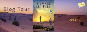 Hearts Set Free JustRead Blog Tour