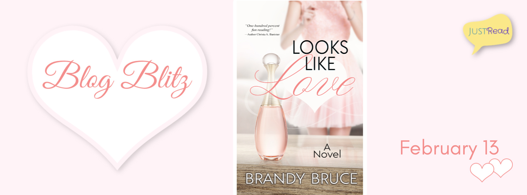 Welcome to the Looks Like Love Blog Blitz!