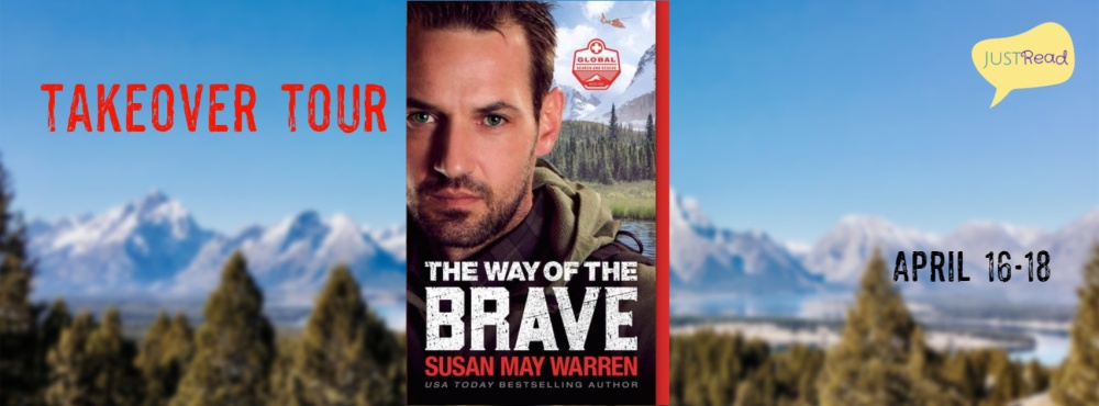 The Way of the Brave JustRead Takeover Tour