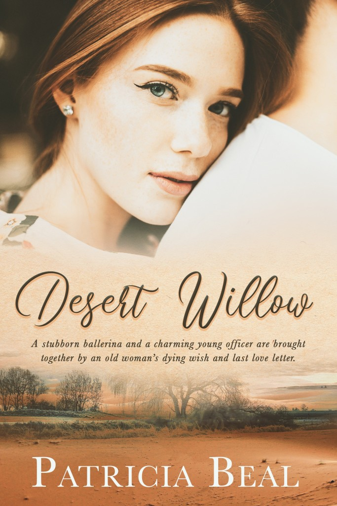 Desert Willow by Patricia Beal