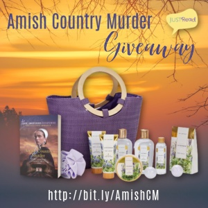 Amish Country Murder JustRead Giveaway