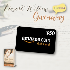 Desert Willow JustRead Giveaway
