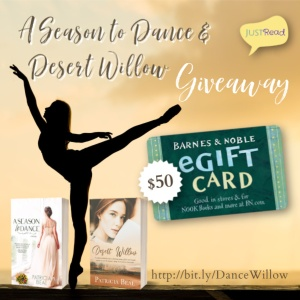 A Season to Dance Desert Willow JustRead Giveaway
