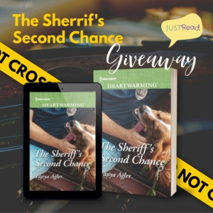 The Sheriff's Second Chance JustRead Giveaway