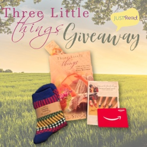 Three Little Things JustRead Giveaway