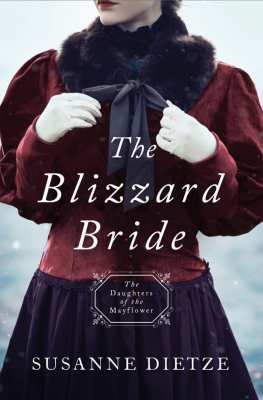 The Blizzard Bride by Susanne Dietz