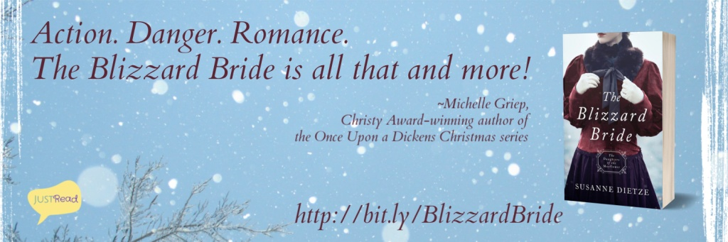 The Blizzard Bride JustRead Tour