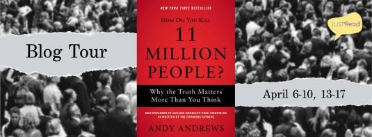 11 Million People Blog Tour