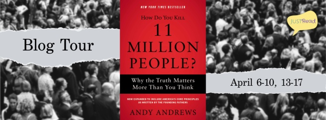 11 Million People Blog Tour