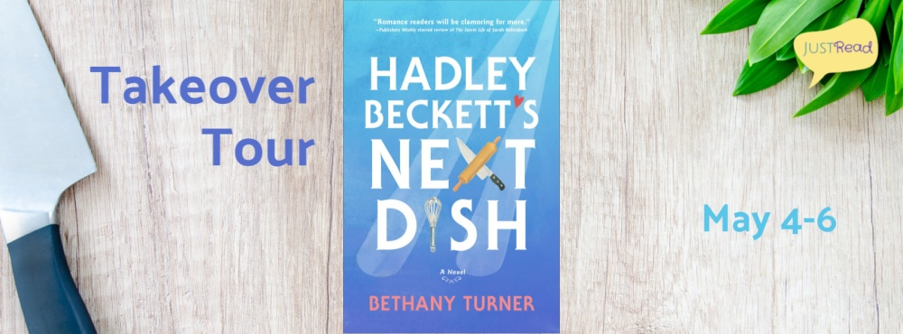 Hadley Beckett's Next Dish Takeover Tour