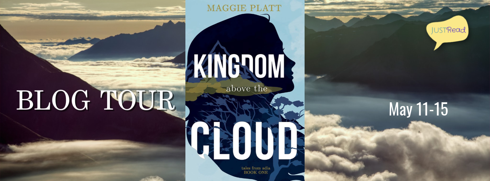 Welcome to the Kingdom Above the Cloud Blog Tour & Giveaway!