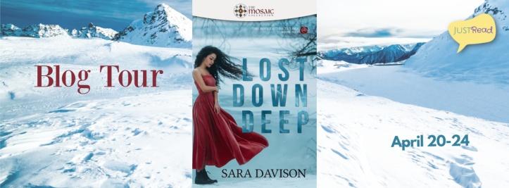 Lost Down Deep Blog Tour