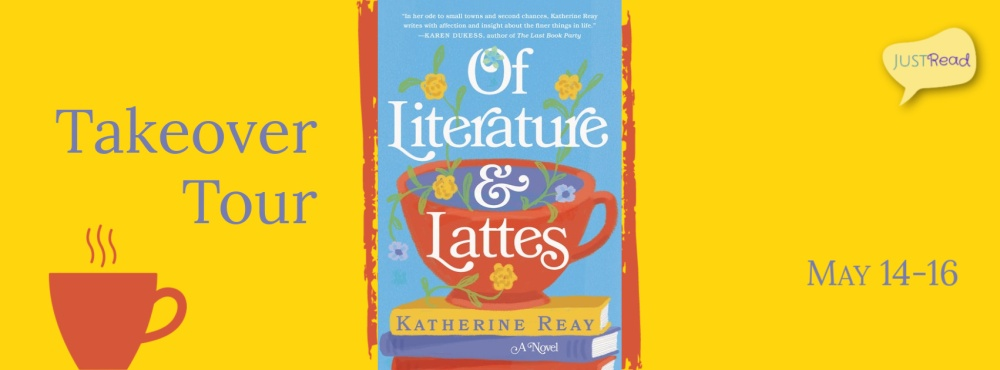 Of Literature and Lattes Takeover Tour