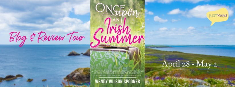 One Upon an Irish Summer Blog Tour: Author Interview + Giveaway