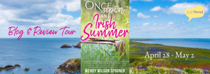 Once Upon an Irish Summer Blog + Review Tour