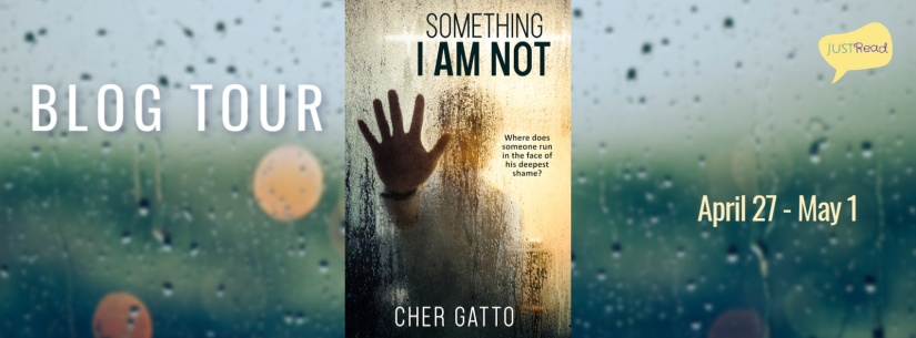 Something I Am Not Blog Tour: Author Interview + Giveaway