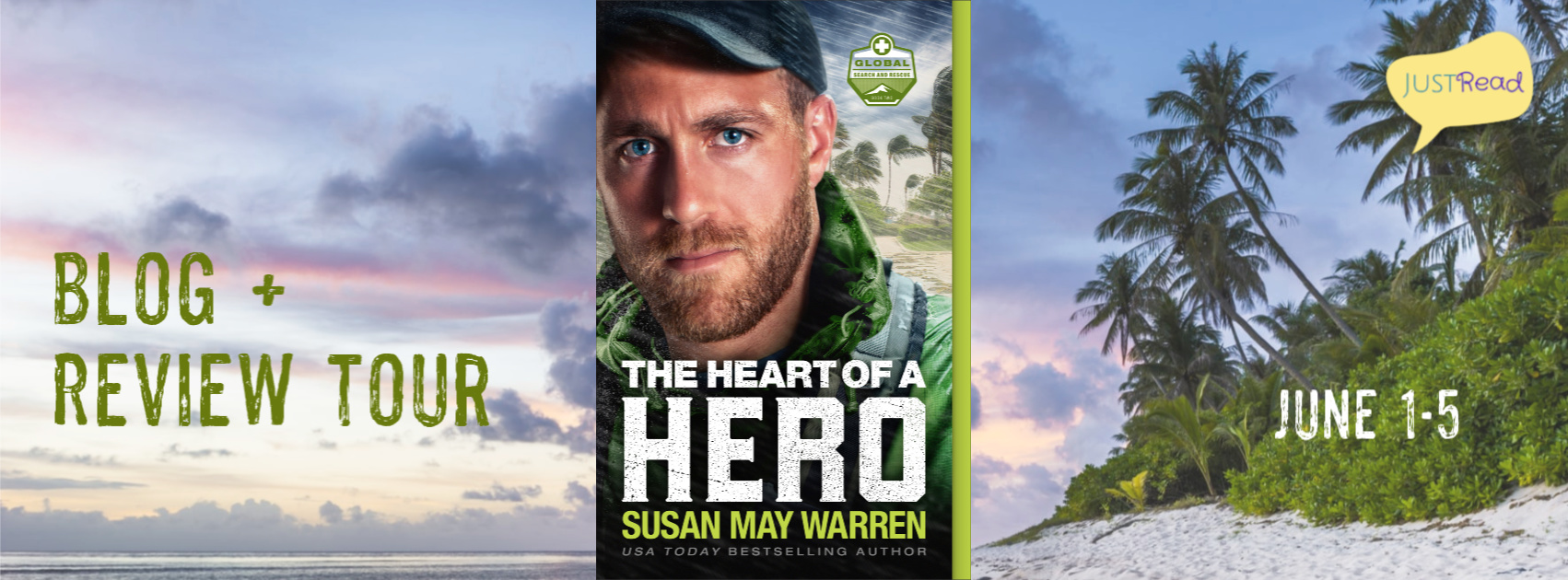 Welcome to The Heart of a Hero Blog Tour & Giveaway!