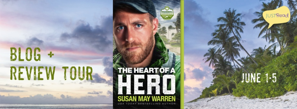 The Heart of a Hero Blog + Review Tour