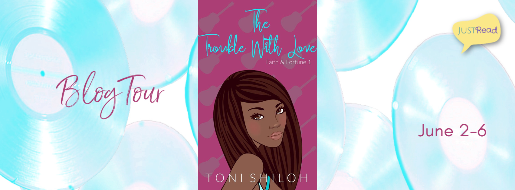 Welcome to The Trouble with Love Blog Tour & Giveaway!