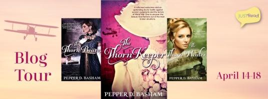 The Thorn Keeper Birthday Blog Tour