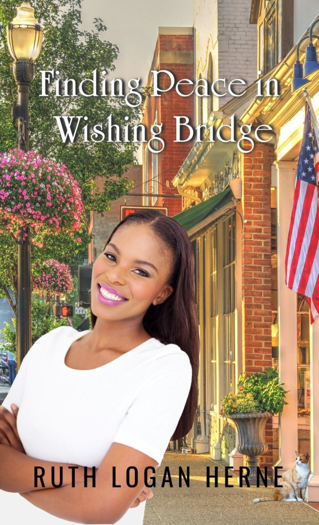 Finding Peace in Wishing Bridge by Ruth Logan Herne