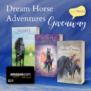 Dream Horse Adventures JustRead Giveaway