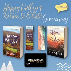 Happy Valley & Return to Edisto JustRead Giveaway