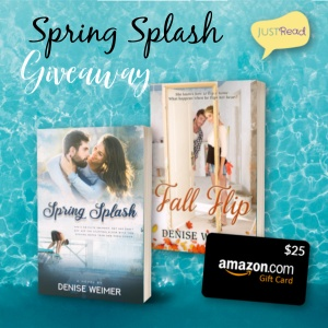 Spring Splash JustRead Giveaway